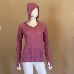 FABLETICS Hooded Pullover long sleeve Shirt